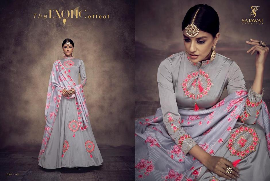 Sajawat bride vol 3 Ready To Wear bridal lehanga Collection At Wholesale Rate