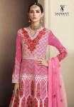 Sajawat moksha heavy bridal embroidered Salwar Kameez Collection