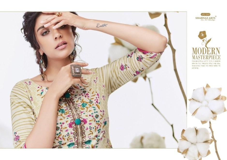 Shahnaz Arts attitude bright colours salwar Kameez Collection
