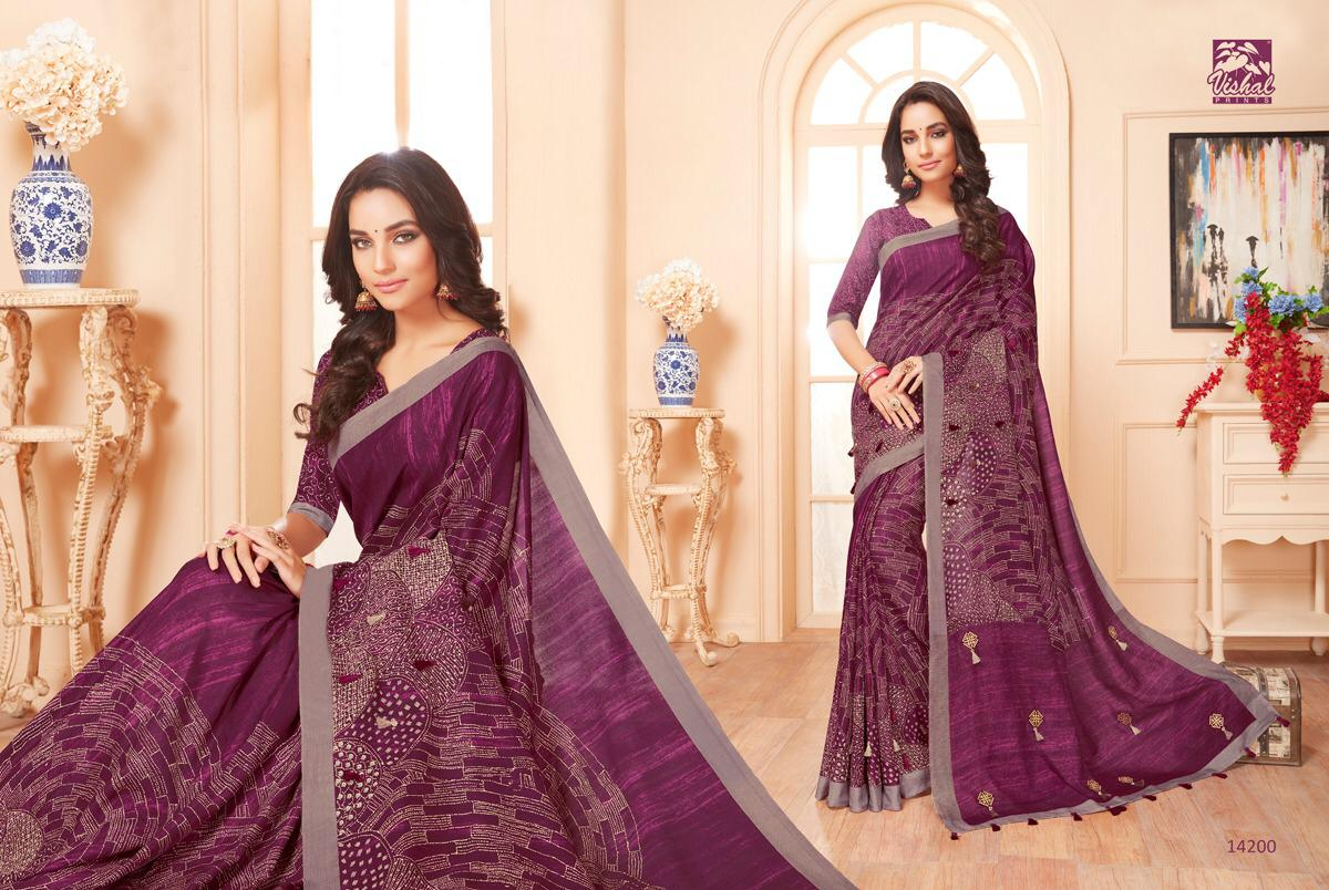 f71d2165d4 Vishal nakshika vol 9 beautiful designer sarees party wear collection
