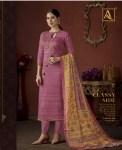 alok suits patola colorful designer wear salwaar suits at reasonable rate