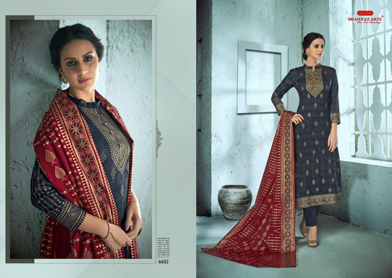 39bfbcd707 shahnaz afsanah colorful casual wear salwaar suits catalog at reasonable  rate