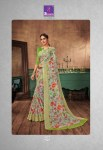 shangrila sangam cotton colorful casual wear sarees catalog