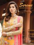 shree fabs serene premium embroided  beautiful designer salwaar suit collection