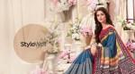 stylewell aakruti silk digital print collection of sarees