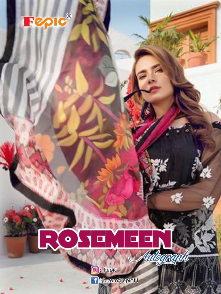 fepic rosemeen autograph beautiful catalog of salwaar sui