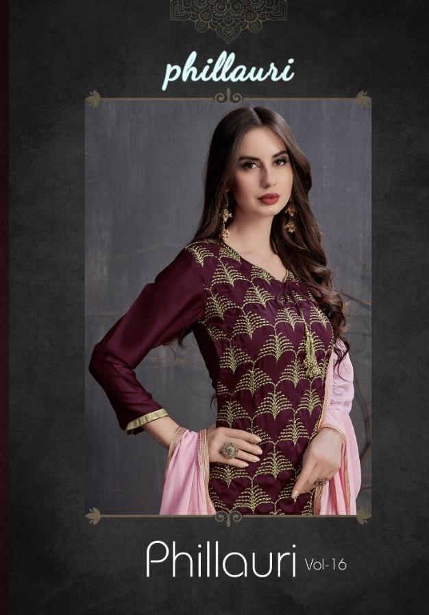 kesari trendz phillauri vol 16 beautiful collection of salwaar suits