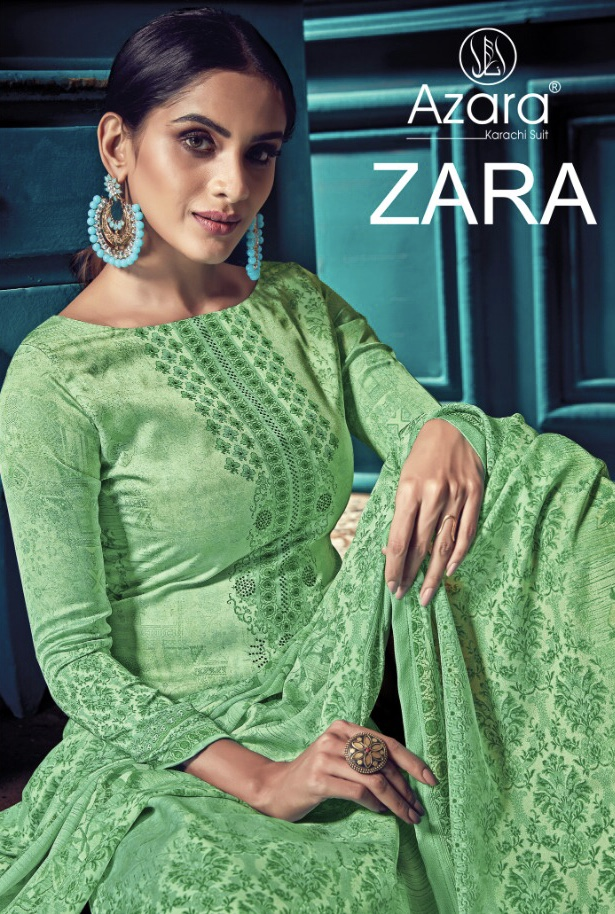 azara zara beautiful fancy collection of salwaar suits at reasonable rate