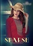 diva desginer sparsh colorful ready to wear kurtis catalog at wholesale rate