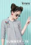 kirara  summer 19 colorful casual wear kurtis at reasonable rate 1