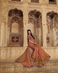 priya paridhi ahiri colorful fancy collection of sarees