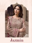 Deepsy suits jazmin georgette salwar kameez catalog at wholesale rate