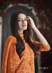 Ganga petals printed cotton salwar kameez catalog at wholesale price 1