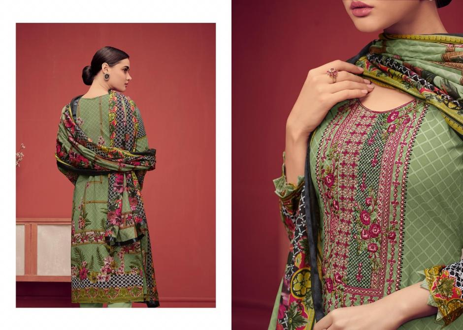 House of lawn presents nazm lawn digital printed salwar kameez collection