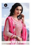 Kalarang creation maria party wear salwar kameez collection