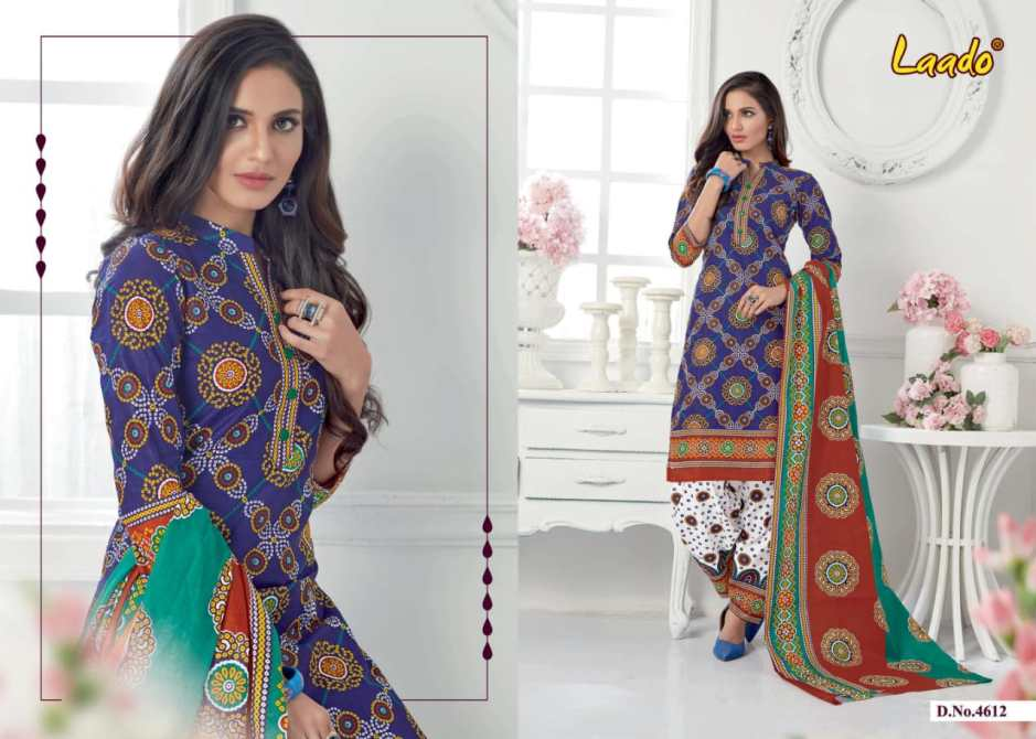 laado vol 46 fancy colorful collection of salwaar suits at wholesale rate