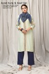 Mrigya clothing ayrah kurti and scarf