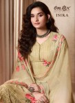 Omtex isiska cotton fancy wear salwar kameez collection