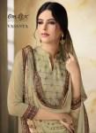 Omtex vasanta digital printed georgette salwar kameez collection dealer
