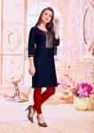 Psyna tex paridhi vol 22 beautifull daily wear kurties catalog