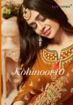 Rani exports kohinoor vol 10 top with sharara heavy work collection