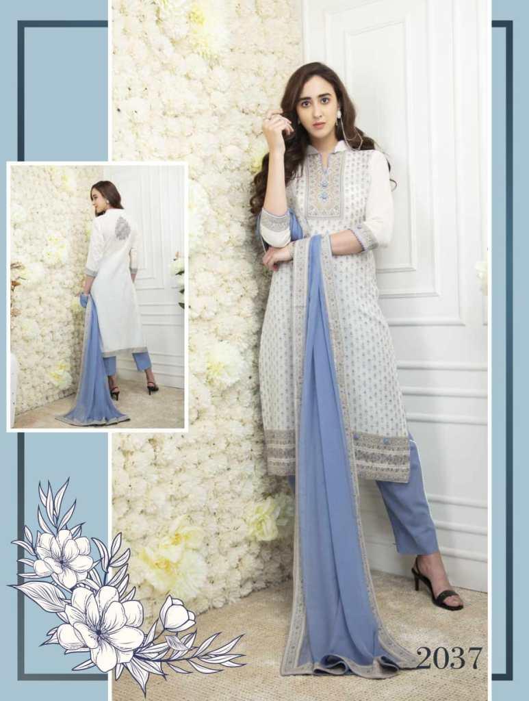 Rivaa exports koyal digital printed salwar kameez collection
