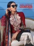 shree fabs sana safinaz muslin collection vol 3 colorful salwaar suits catalog