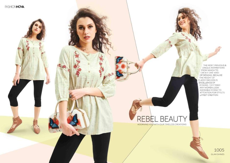 sweety fashion pom pom colorful fancy collection of tops at reasonable rate
