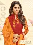 Raghav Royals mannat silk dress Material Catalogs