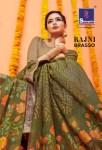 Shangrila rajni brasso designer Traditional sarees collection online seller