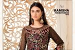 Shree fabs ramsha embroidered collection vol 2