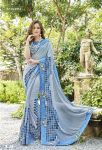 Triveni sarah latest designer party wear sarees collection