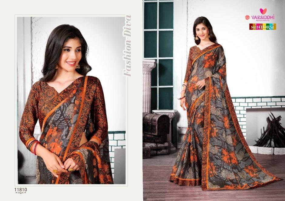 Varsiddhi mintorsi Kaseesh designer beautiful sarees collection