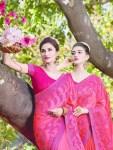 Kalista fashion hero vol 6 designer fancy sarees collection