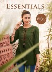 Lt nitya essential vol 3 short tunics collection at wholesale rate