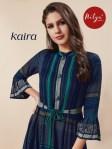 Lt nitya kaira party wear long Fashionable kurties catalog