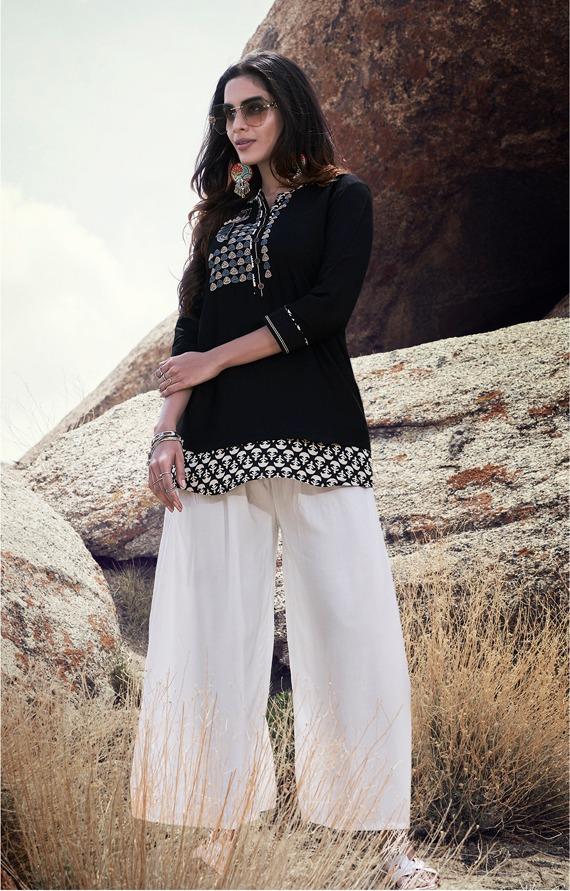 Lymi originals brunch vol 2 designer short tunics collection