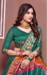 Rachna saree stuti banarasi silk party wear sarees catalog