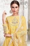 Virasat virasat vol 8 designer ethnic ready to wear gown collection