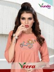 Vrunda tex veera cotton short tops collection