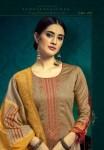 Alok suit Ihana Premium collection of designer Salwar suit