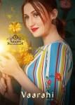 Amore Vaarahi vol 9 fancy collections of colorful Kurties at wholesale rate