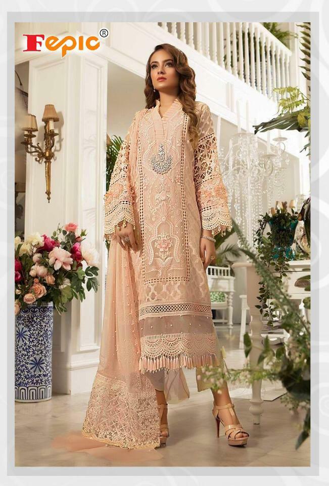 Fepic rosemeen Paradise premium collection of Salwar suit