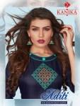 Kanika aditi Fancy embroidery work Salwar suit