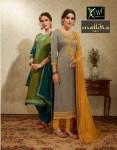 Kessi fabrics Malika vol 2 exclusive collection of Salwar suit