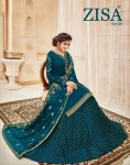 Meera trendz zisa vol 59 top with sharara salwar kameez collection