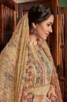 Mumtaz arts Nazakat-E-Aari colorful set of printed Salwar suit