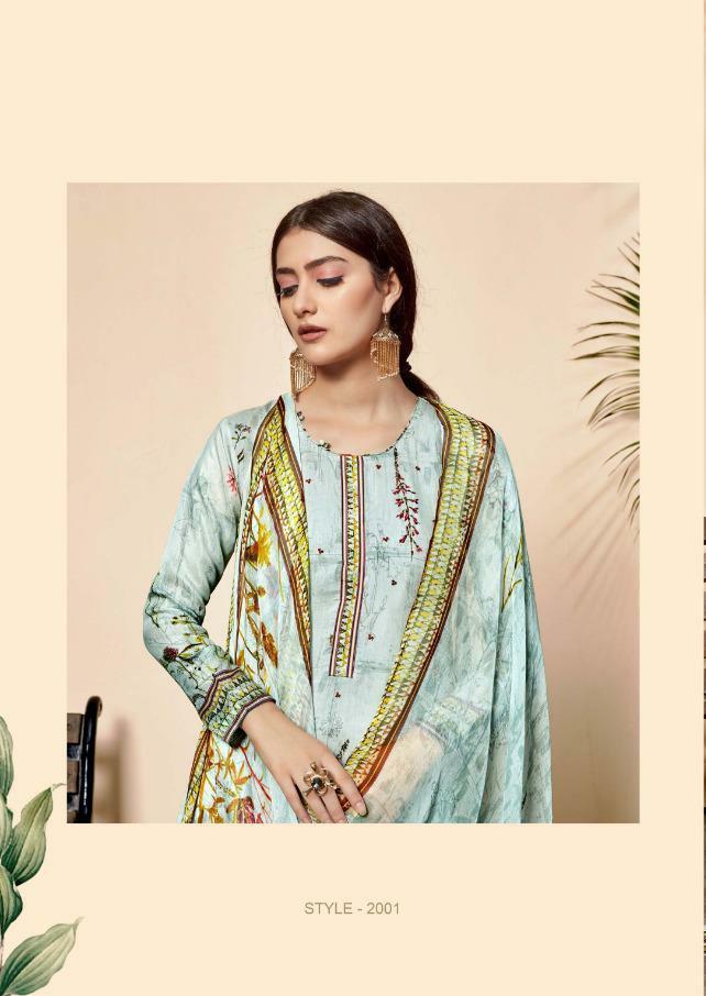 Rani trendz dollar beautiful colors of print
