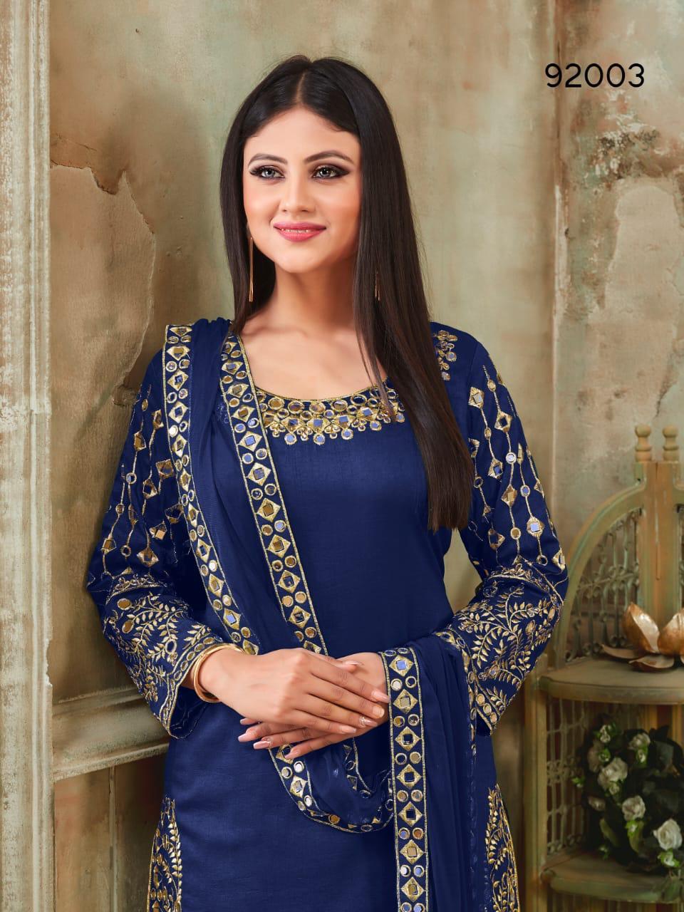 Twisha aanaya vol 92 premium collection of Salwar suit