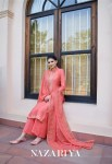 Bela fashion nazariya heavy embroidery work Salwar suit